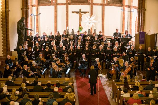 Weihnachtskonzert mit unserem Orchester 2018