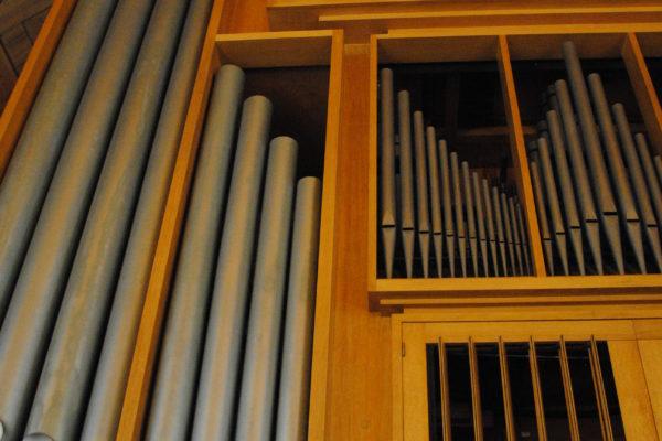 Schuke-Orgel von 1960